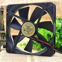 ل y.l.fan Yue Lun 14cm 14025 Power Fan D14BH-12 مروحة تبريد صامتة
