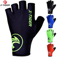Cycling Gloves Outdoor Protect MTB Bike Gloves Washable Brea...