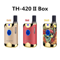 Authentic Vape Mods TH- 420 II Box Starter Kit With 650mAh Ba...