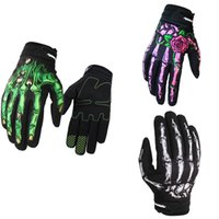New Outdoor Sports Cycling Moto Gloves Breathable Protective...
