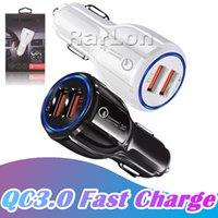 Factory Wholesale Fast Car charger For Samsung S8 Plus Note ...