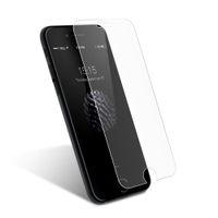 Vidrio templado 2.5D para iPhone 12 11 x 8 7 6S Protector de pantalla 9H Dureza Antiduras Anti-huella digital