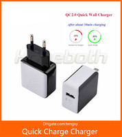 20pcs 5V 3A Fast Quick chargers Adaptive Rapid Mobile Wall c...