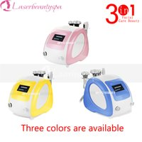 Three Colors Are Available 3 in 1 Vacuum Therapy Slimming Ma...