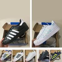 watch 86021 9c12a Hot 2018 Adidas Originals Súperstar Sneakers Classic Summer Fashion para hombre  Zapatos para correr Zapatos planos