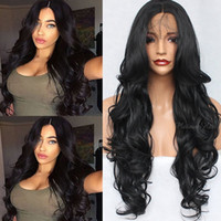 Brazilian Hair Wigs Virgin Human Hair Front Lace Wig with Ba...