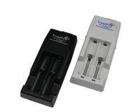 Hochwertiges Trustfire Trustfire Batterieladegerät Mod Ladegerät für 18650 18500 18350 17670 14500,10440 Batterie + Autoladegerät LLFA