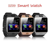 DZ09 Smartwatch da polso Smartwatch Bluetooth con fotocamera SIM Card Slot e fotocamera Pedometro Smart Health Watch per smartphone Android e IOS
