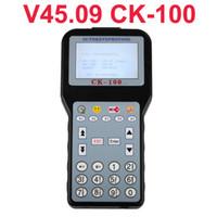Il più recente programmatore di chiavi auto V45.09 CK-100 CK100 con 1024 token supporta le auto fino al 2014.09