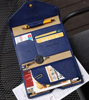 Zoppen Multi- purpose Rfid Blocking Travel Passport Wallet Tr...