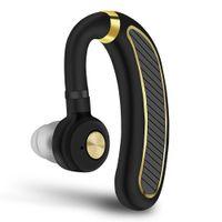 Auriculares inalámbricos del auricular de K21 Bluetooth con el micrófono 24 horas Auriculares impermeables de los auriculares del auricular de Bluetooth del tiempo de trabajo para el iPhone