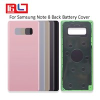 Back Battery Cover For SAMSUNG Galaxy NOTE 8 Door Rear Glass...