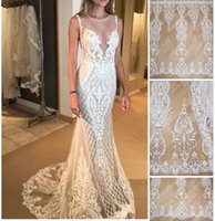 2018 Best Quality Bridal Lace With Embroidery, Africa Lace F...