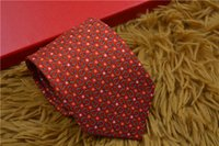 10 Styles 7. 5cm Men Ties Silk Tie Mens Neck Ties Handmade We...