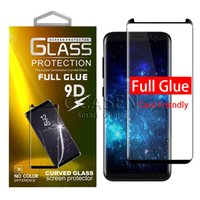 Full Adhesive Glue Case Friendly 3D 5D Tempered Glass for Sa...