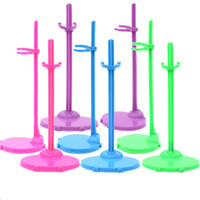 10PCS Doll Stand display holder Multicolor Model Support Fra...