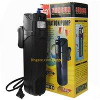 SUNSUN 9W 800L / H 수족관 물고기 탱크 UV 살균 램프 JUP-01 UV 잠수 필터 여과 펌프