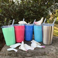 2018 NEW 12OZ stainless steel cup double wall multi colors h...