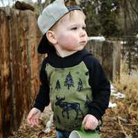 2018 New Arrival Autumn Winter Kids Baby Girl Boy Hooded Top...