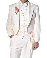 Solevedress Slim fit uomo vestito moderno 3 pezzi su misura smoky smoking giacca giacca tux gilet pantaloni set da sposa abiti