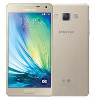 Оригинальный Samsung Galaxy A5 A5000 восстановленный A5000 4G LTE 5.0 дюймовый четырехъядерный 2GB RAM 16GB ROM Dual SIM разблокированный мобильный телефон