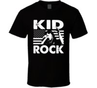 Kid Rock American Country Singer Music Legend Fan Men camiseta negra Divertido envío gratis Unisex Casual tee regalo