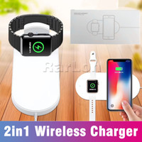 Best Wireless Charger 2 in 1 Fast Wireless Charging With Cab...