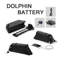 Free AU EU US Electric Bicycle hailong battery case 36v 16ah...