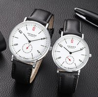 Luxury NOMOS Watches Leather Strap Luxury Watches for Men Mi...