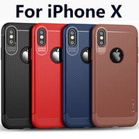 iPaky Case For iPhone X Nice Fashionable Back Cover TPU Drop...