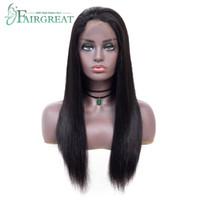 البرازيلي مستقيم الإنسان الشعر الرباط الجبهة الباروكات 150 ٪ الكثافة 360 الرباط الجبهة الباروكات مع شعر الطفل كاب قابل للتعديل 100 ٪ ريمي الشعر