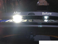 Для BMW 3 серии E46 2D M3 2004 2005 2006 Canbus Автомобильные светодиодные фонари освещения номерного знака 12V Белый SMD3528 Светодиодная лампа освещения номерного знака