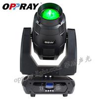 Quanlity garantia 350 W 3em1 CMY padrão de luz em movimento da cabeça Philips MSD platina 17R feixe de luz em movimento cabeça do palco 26 canais DMX