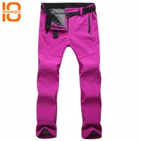 TENNEIGHT Thicken Warm Winter Woman Outdoor Camping hiking P...