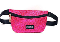 3PCS Waist Bag Sequin Fanny Pack Waterproof Beach Bags Women...