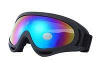 스키 고글, 2 팩 스노우 보드 고글 스케이트 안경, 오토바이 자전거 고글, CS 전술 안전 고글, 방풍 먼지 방지