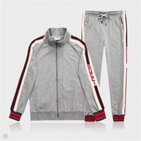 Designer tracksuit Jackets and Pants Sport Sweatshirt Fashio...