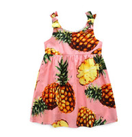 New Arrival 2018 Children Clothing Toddler Girls Pineapple A...