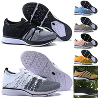 Free Shipping Mesh Multicolor Volt Oreo fly Racer Casual Sho...