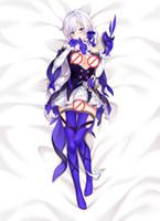 banghuai xueyuan anime Charaktere sexy Mädchen kiana kaslana kallen kaslana Auswirkung Blatt Decke