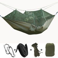 12 Colors Portable Outdoor Hammock Swings Parachute NylonTra...