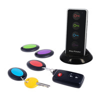 Wireless RF ltem Locator Key Finder with LED Flashlight and ...