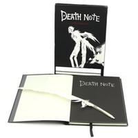 New creative Death Note caderno retro diário magazins papelaria material de escritório para crianças presentes de Natal 20.5 cm * 14.5 cm