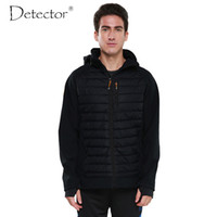Detector 2019 Mens Softshell Jacket Outdoor Windproof Waterp...