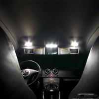 Shinman 8 pcs canbus Auto Lâmpadas LED Car Kit Lâmpadas de Luz Interior Para Audi TT MK1 1998-2007 acessórios do carro Livre de Erros