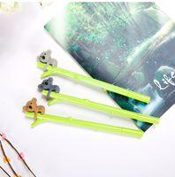 اللوازم المدرسية Gel-pen جديد للمدرسة واللوازم المكتبية في Cute Cola 3 Colors Free Shipping by Fedex