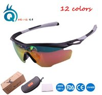 2018 Men women Polarized Sunglasses outdoors sport Bicycle F...