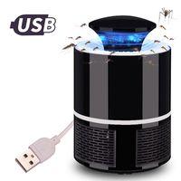 USB Moskito Killer Lampe Photokatalysator Insekt Killerlampe UV-Licht Tötung Bug Zapper Fliegen Insekt Moskitofalle