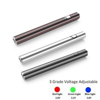 Free DHL Authentic Vaporizer 280mAh Preheat Battery Variable...