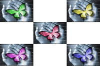 Diamond embroidery animal colorful butterfly diy diamond pai...
